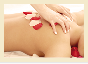 Bodymassage bei Beauty for Princess